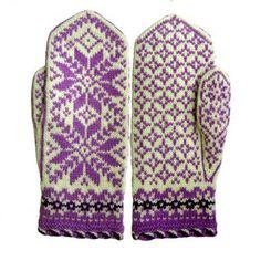 "Вязание. Варежки с жаккардом - ""Зимняя радуга"" | ВКонтакте Knitted Mittens Pattern, Knit Mittens, Mitten Gloves, Knitting Socks, Knitting Needles, Knitting For Charity, Fair Isle Knitting, Norwegian Knitting, Scandinavian Pattern"