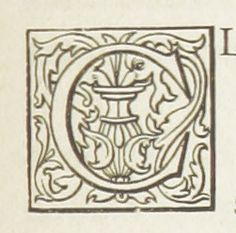 Image taken from page 247 of 'Claudea's Island' #initial_C #initial #C
