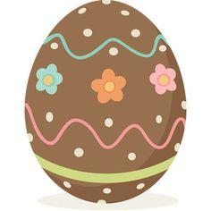 #126548: chocolate easter egg