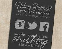 Image result for hashtags for wedding pictures