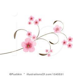 273 best cherry blossom sakura images on pinterest cherry rh pinterest com Cherry Blossom Tree Clip Art Beautiful Pink Cherry Blossom Trees