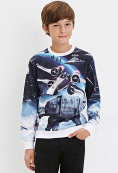 Boys  Star Wars Graphic Pullover (Kids)