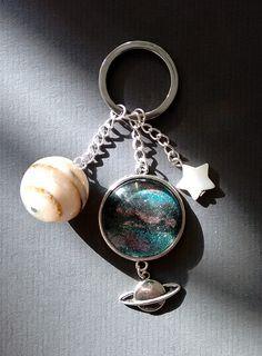 Porte clés Galaxy