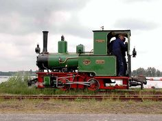 Narrow Gauge Steam Railways in Holland