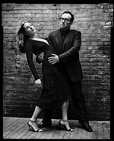 Elvis Costello by Mark Seliger