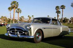 Packard Parisian Fastback Pininfarina 1952 1
