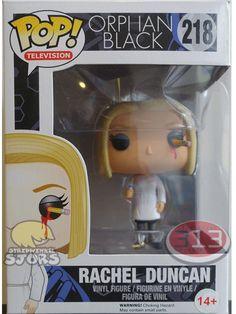 Rachel Duncan Orphan Black