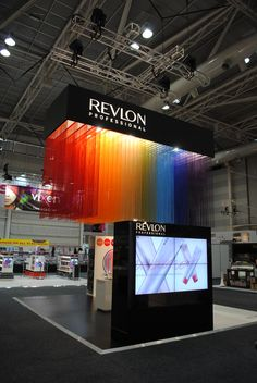 Check out these amazing captures from the Sydney Hair Show last week! Schmick huh?  We've just received these high res shots and I couldn't resist.  Look at those colors on the Revlon stand! Just so proud of our team, they did a phenomenal job on both Revlon and Refoil.  - Amylee