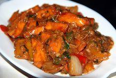 Chilli Paneer - Sanjeev Kapoor recipe