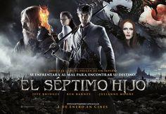 """""""EL SEPTIMO HIJO"""" (2015) ♣ Ver Online: http://www.peliculas4.net/ver-el-septimo-hijo-seventh-son-2014-online-29-9577.html"""