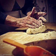 #nonna ♥ #pastasfoglia #cappelletti - Instagram by ilarialariccia