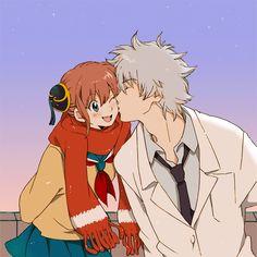Tags: Anime, Gin Tama, Teacher, Sakata Gintoki, Hair Buns, Kagura (Gin Tama), Ginpachi-sensei