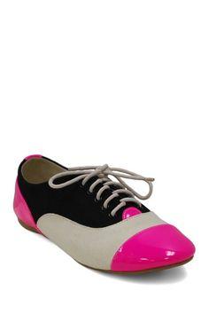 Trudy Oxford Shoe by Mixx Shuz