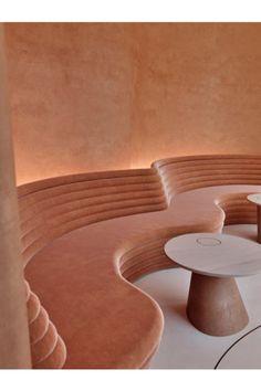 Architecture Restaurant, Restaurant Design, Interior Architecture, Interior And Exterior, Minimal Architecture, Restaurant Lighting, Modern Restaurant, Commercial Design, Commercial Interiors