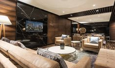 Superluxe Lounge by The Blue Leaves Design, New Delhi – India » Retail Design Blog