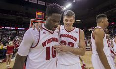 Ethan Happ Goes From Question Mark To Playmaker For Wisconsin = Earlier this season, it looked like it might be a lost year for the Wisconsin Badgers. After the team lost its home opener to Western Illinois and limped to a 6-5 start, few were hopeful about Wisconsin, especially after a sudden coaching change.....