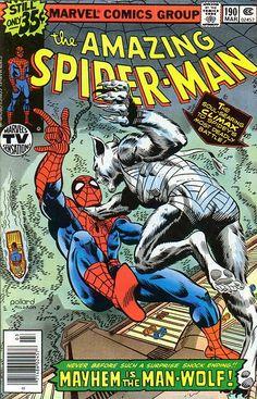 The Amazing Spider-Man (Vol. 1) 190 (1979/03)