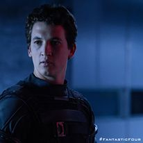 See Miles Teller push the boundaries of invention as Reed Richards in Fantastic Four.