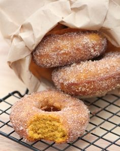 Pumpkin Pie Donuts Recipe
