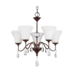 Sea Gull Lighting 3210505BLE West Town 5 Light Energy Star 1 Tier (20.215 RUB) ❤ liked on Polyvore featuring home, lighting, ceiling lights, burnt sien, chandeliers, indoor lighting, chain chandelier, white fluorescent light, halogen ceiling lights and white chandelier