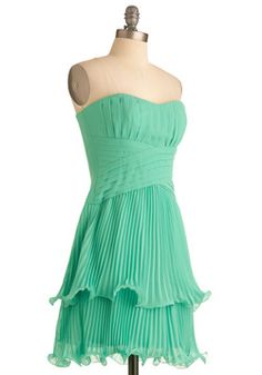 Soiree in Santorini Dress, #ModCloth