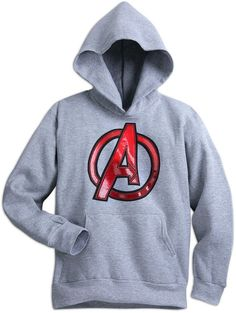 Disney The Avengers Pullover Hoodie for Kids