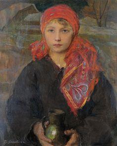 Gypsy Girl | Teodor Axentowicz | Polish, 1859-1938