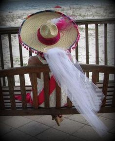MY SISTER!! Cinco de Mayo bachelorette party...just a thought