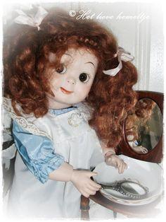 Replica Googly doll