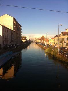 Navigli, Milan (Italy)