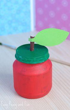 Apple Jar Craft