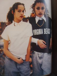Chola style from I.D. Early 90's