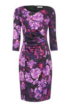 Product - Floral Print Dress