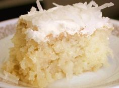 Easy Easy To Make Desserts, Just Desserts, Delicious Desserts, Homemade Desserts, Homemade Breads, Homemade Cakes, Cream Pie Recipes, Cake Recipes, Dessert Recipes
