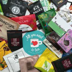 De belles marques de thé en sachet sur À l'Unithé : http://www.alunithe.com