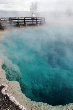 Yellowstone National Park ~ Wyoming