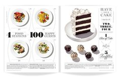 "Washingtonian Bride ""Formula For A Feast"" from Design Army, Photography by Kip Dawkins"