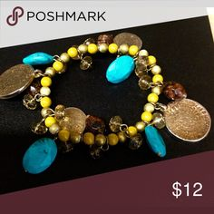 Colorful stretch bracelet Stretch bracelet Jewelry Bracelets