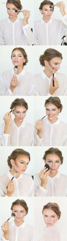 Zobacz jak łatwo rozświetlić twarz - Pokazujemy krok po kroku...