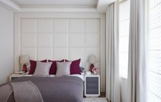 Helen Green Design is a London-based luxury interior design practice comprised of an impressive design studio and flagship showroom. Interior Design London, Green Interior Design, Commercial Interior Design, Best Interior, Design Interiors, Bedroom Colors, Bedroom Decor, Bedroom Ideas, Dream Bedroom