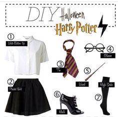 Cute Harry Potter costume