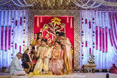 Photography www.cahaya.in #SouthIndianBride #TheBride #Wedding #WeddingMoment #IndianBride #IndianGroom #SouthIndianWedding #Instagram #InstaDaily #InstaLove #WeddingInspiration #BridalInspiration #WeddingWebsite #IndianWeddingBlog #SouthIndianWeddingBlog #insta #Ezwed #EzwedBride #BridalBlouses #BridalGuide #weddingdecor #bridalhairstyle #bridaljewelry #bridesofinstagram #weddingphotography #BridalTribe #BridalForum #BridalInspo #Inspo Less Hall Decorations, Engagement Decorations, Wedding Flower Decorations, Wedding Pics, Wedding Ideas, Marriage Decoration, Wedding Mandap, Bridal Blouse Designs, Bridal Sarees