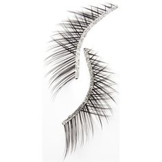 Beauty is Life Women's Queen Lashes (110 RON) ❤ liked on Polyvore featuring beauty products, makeup, eye makeup, false eyelashes, beauty, fillers, eyelashes, accessories, no color and beauty is life