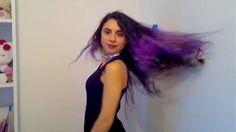 Diy Cabello Violeta (Teñirse en casa) - Cata☺
