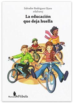 Descubre cuáles son los 7 libros imprescindibles para cualquier padre o educador del S.XXI que quiera formar parte de la nueva educación. Books To Read, Superhero, Education, Learning, School, Poster, Fictional Characters, Salvador, Uni