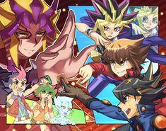 Tags: Fanart, Yu-Gi-Oh!, Yami Yugi, Yu-Gi-Oh 5Ds, Pixiv, Yu-Gi-Oh! GX, Yusei Fudo, Juudai Yuuki, Paradox, Yu-Gi-Oh! ZEXAL, Yuma Tsukumo, Ast...