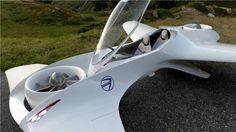 The flying car in Back to the Future will soon be a reality: DeLorean Aerospace is developing a real-life version, called the Concept Ships, Concept Cars, Back To The Future, Future Car, Drones, Hover Car, Flying Vehicles, Cars Youtube, Experimental Aircraft