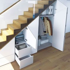 50 Amazing Under Stair Storage Solutions To Spruce Up Your Home – Engineering Di… Oturma Odası – home accessories