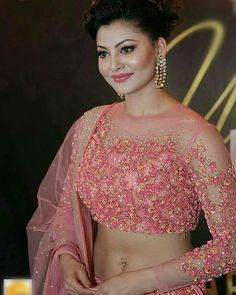 Urvashi Beautiful Bollywood Actress, Beautiful Indian Actress, Beautiful Actresses, Beautiful Women, Indian Celebrities, Bollywood Celebrities, Bollywood Fashion, Hot Actresses, Indian Actresses