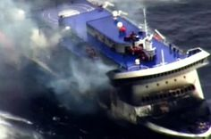 Muslim immigrants beat women and children during ferry disaster
